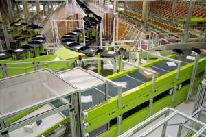 beumer, logistics, automation