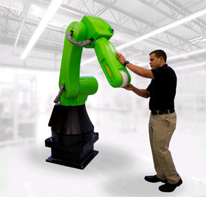 FANUC 35iA, collaborative robot