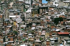 brazil slum, rio
