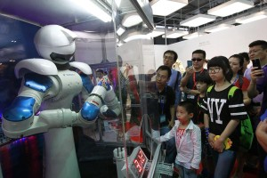 China International Robot Show 2015