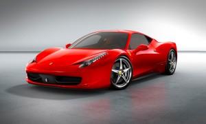 ferrari 458 italia, automatic transmission