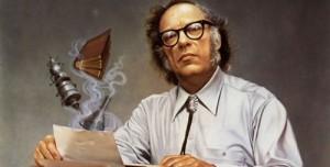 Isaac Asimov, author of I, Robot