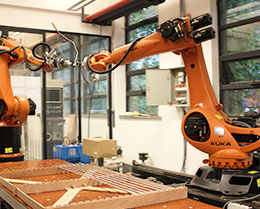 kuka robotics, architecture, sculpture