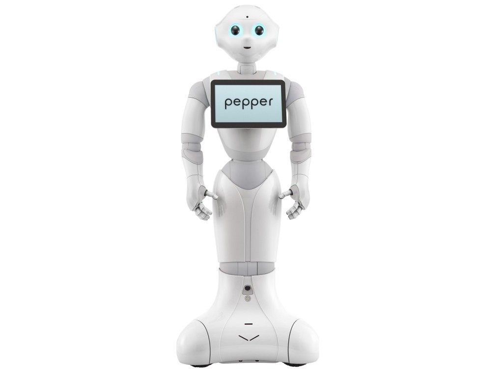 Pepper, humanoid, softbank, foxconn