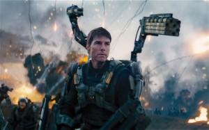 tom cruise, edge of tomorrow, exoskeleton