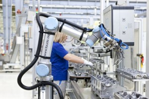 universal robots, accuracy