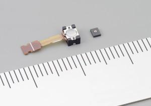 Alps Electric, smallest force sensor, HSFPAR