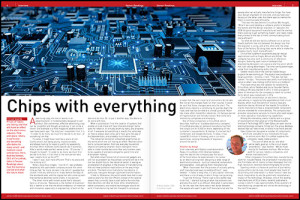 Electronics feature and CircuitHub interview
