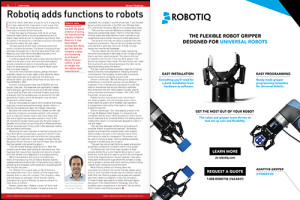 Interview with Robotiq