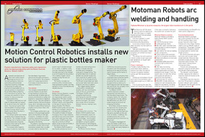 Robotics case studies