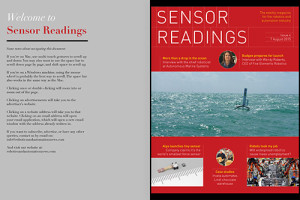 Sensor Readings magazine issue 4 (all pages)