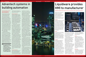 Automation case studies: Advantech, Liquidware