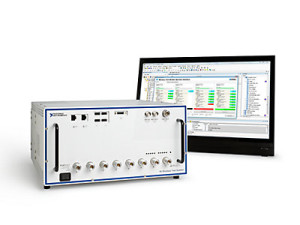 National Instruments' Wireless Test System
