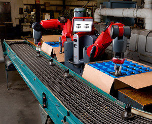 rethink robotics, naxter, sawyer, sonoco