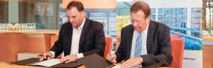ssi schaefer, carefusion, deal signing