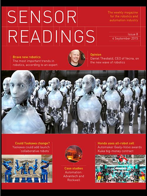 Sensor Readings magazine issue 8
