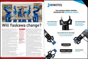 Yaskawa op-ed by Robotiq