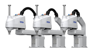 Epson's new SCARA robots