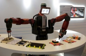 baxter, rethink robotics