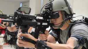 military applications of virtual reality
