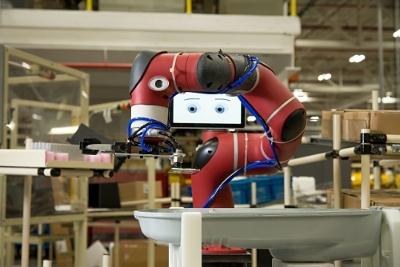 rethink robotics, sumitomo