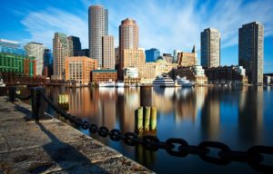 Boston Financial and Waterfront Business Districts