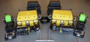 Bluefin Robotics' EOD HULS MK19 System