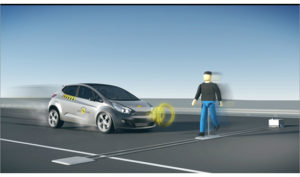 Euro NCAP has been conducting tests to see how well autonomous cars can see pedestrians