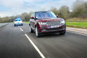 Jaguar Land Rover is investing in a 40-mile 'living laboratory' to test autonomous and connected vehicle technology