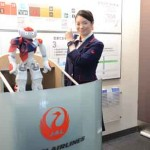 Japan Airlines and Nomura Research trialling Nao robot in customer service role at Haneda Airport