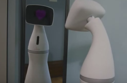Aido home robot launches on Indiegogo