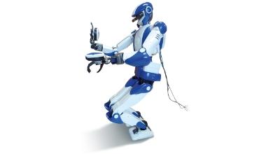 Kawada Industries' HRP-4 humanoid robot