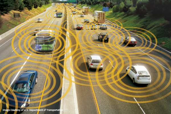 Autonomous vehicles networking