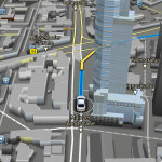 Bosch introduces 3D landscapes to its vehicle navigation software
