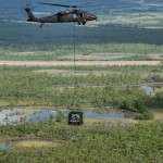 Carnegie Mellon demonstrates autonomous helicopter and ground vehicle technology to US military
