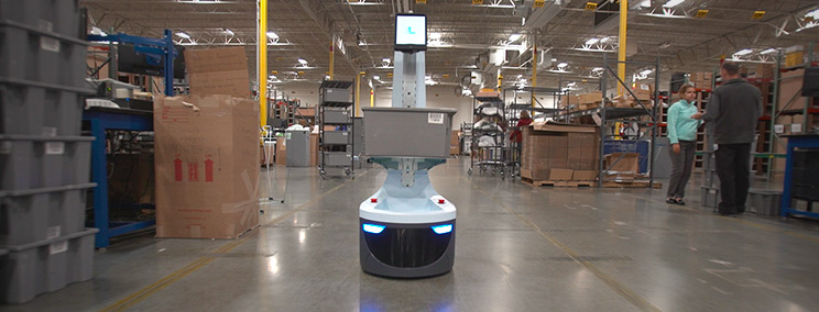 Locus Robotics partners with Supply Chain Services on