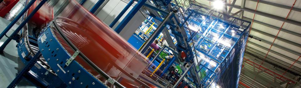 Ocado prepares to go global with its 'world first' logistics automation platform