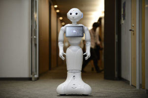 Pepper robot is being given employment on Costa Cruise liners