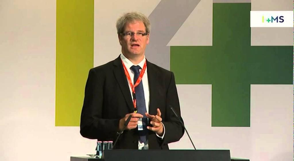 Reinhard Lafrenz, new secretary general of euRobotics