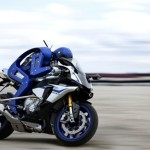 Yamaha's motorbike-riding robot steps up a gear