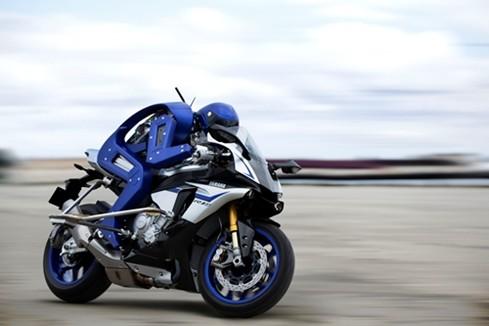 MotoBot, Yamaha's motorbike-riding robot