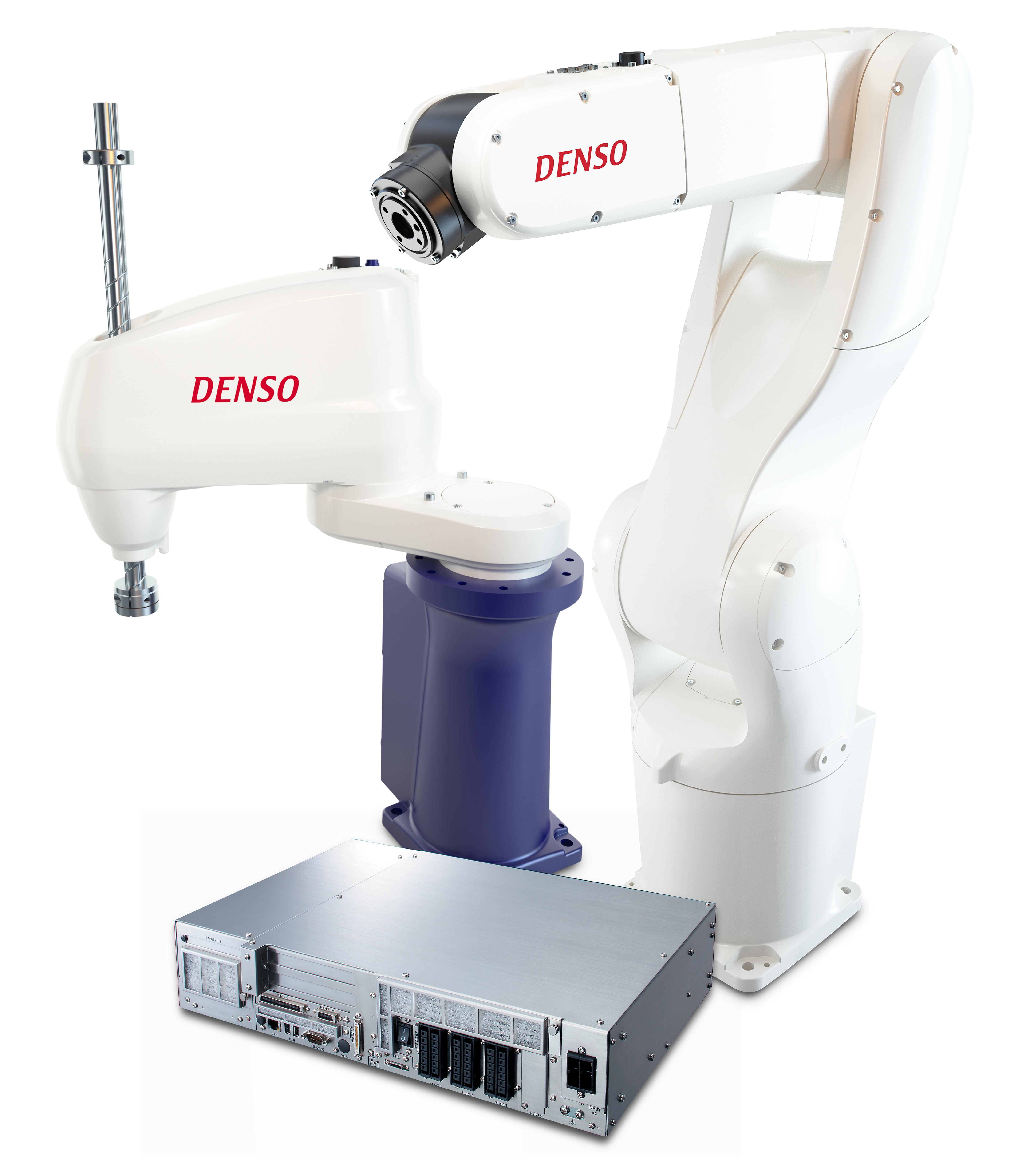Denso Robotics launches new robot controller