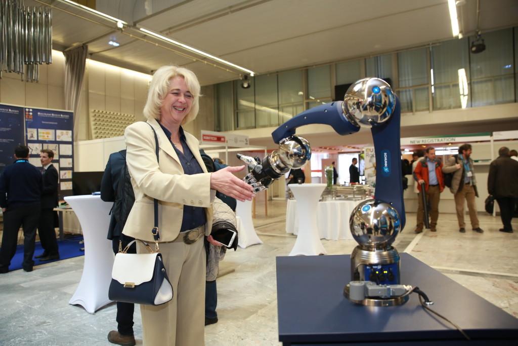 European Robotics Forum 2016