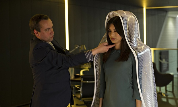 humans, channel 4