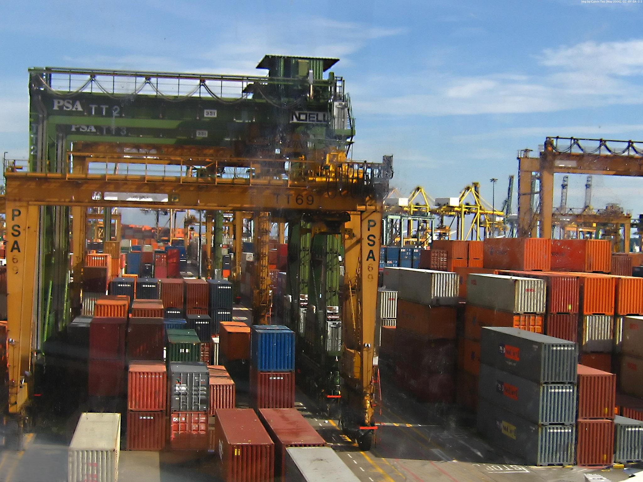 port of singapore