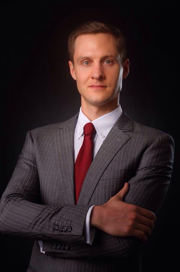 Erik Walenza-Slabe, CEO, IoT ONE