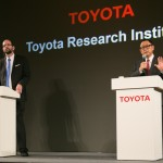 Toyota Research Institute expands autonomous vehicle development team