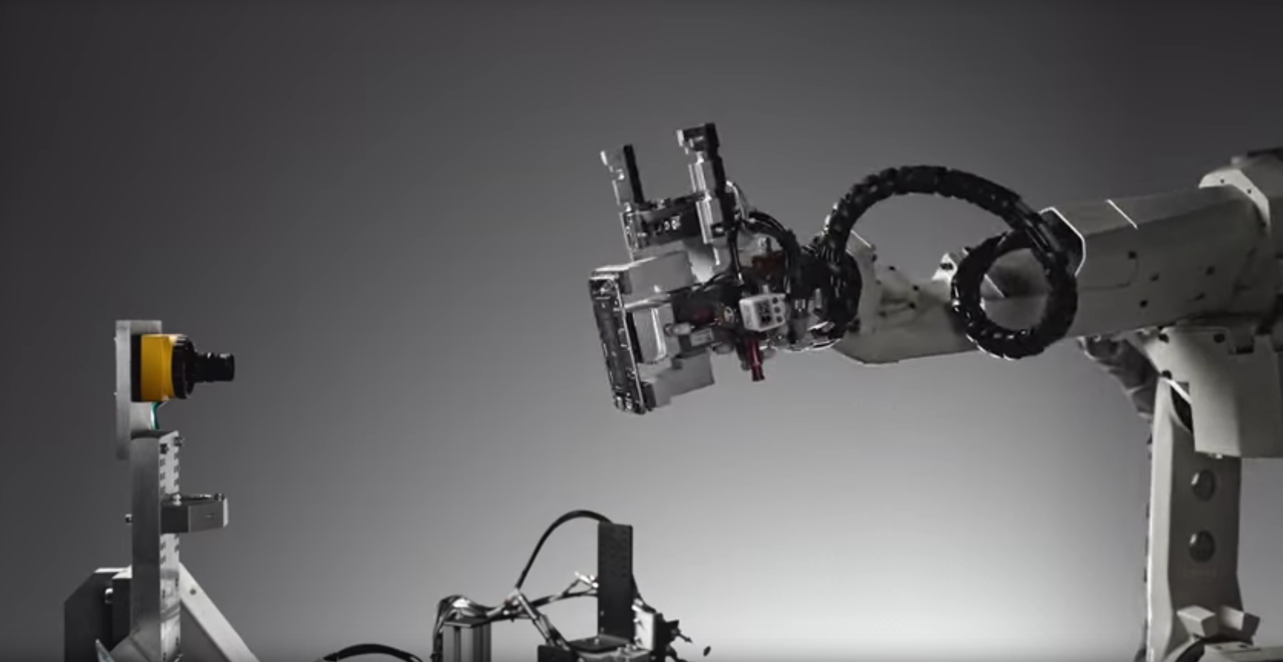 Apple's Liam robot helping drive innovation and eco-friendly technology