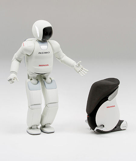 Asimo will be appearing at Narita airport