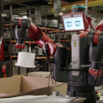 Rethink's Baxter industrial robot 'simplifies complexity' for Donnelly